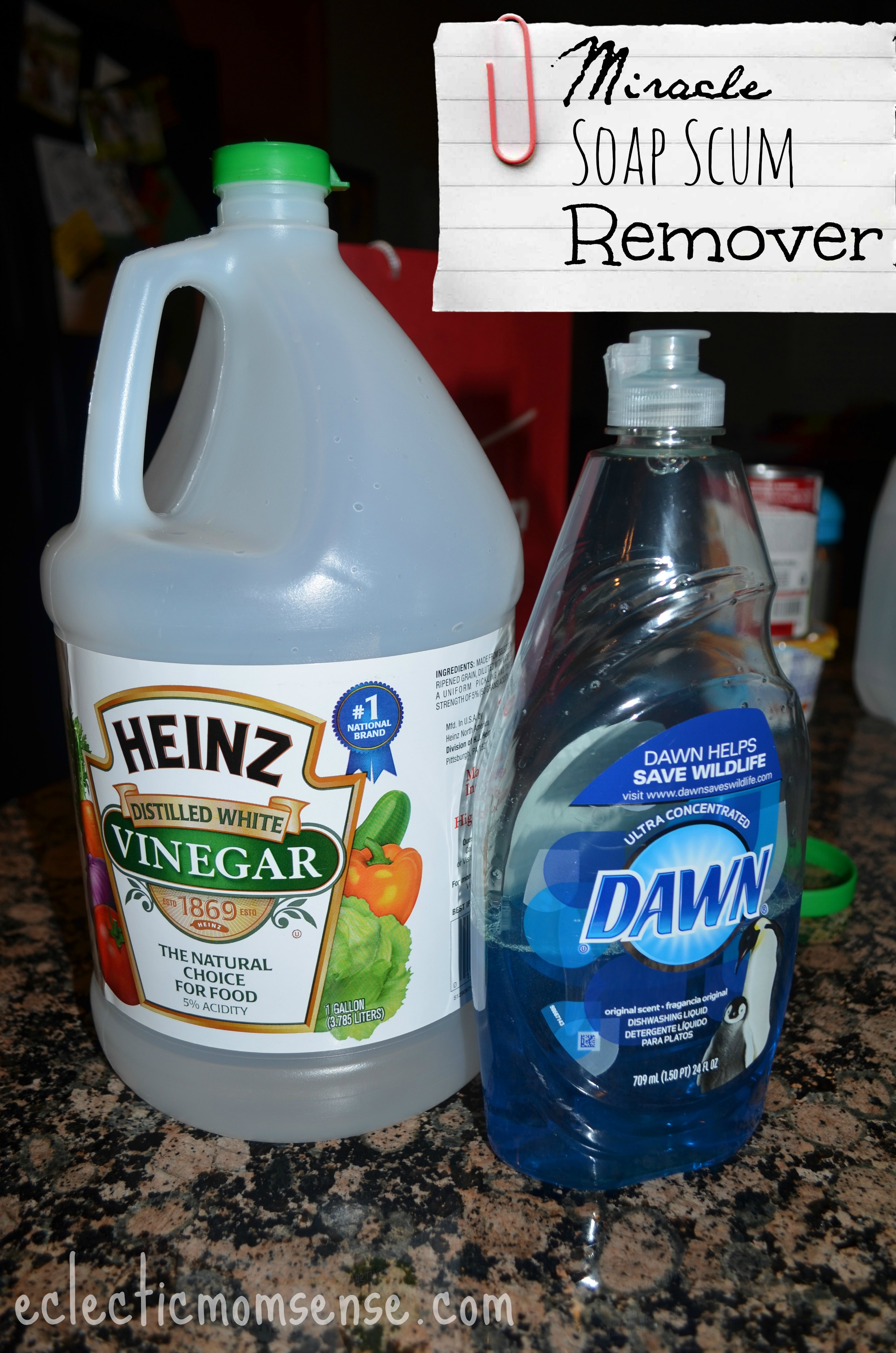 Cleaning Guide How To Clean Your Glass Shower Doors Properly: Miracle Soap Scum Remover