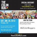 The Color Run™ Comes to Arizona: Come Make Art with Me #AZColorBloggers {giveaway}