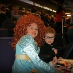 {Family Friday} Disney On Ice presents Dare To Dream