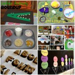 Roundup of Preschool Letter Activities: The Beginning of our Homeschool Adventure