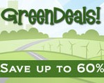 Green Deals: Deals for the Eco Minded {Review & Giveaway}
