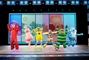 YO GABBA GABBA! LIVE! GET THE SILLIES OUT! Tour in Phoenix, Sunday March 10th