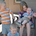 {Wordless Wednesday} Cousins