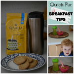 Quick Fix Breakfast Tips & Ideas