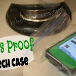 Mess Proof Tech Case