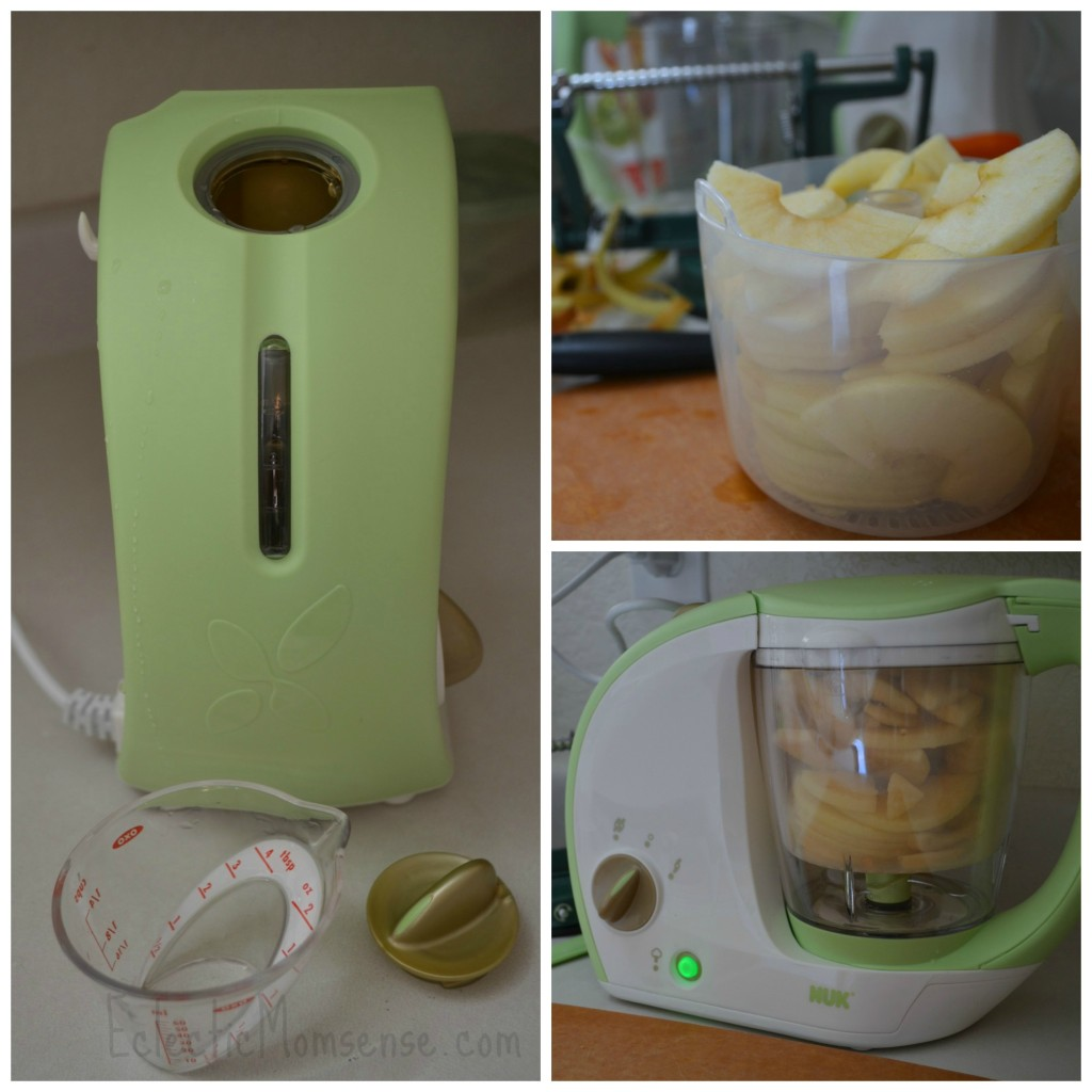 Nuk Baby Food Maker Manual