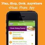 eMeals on the Go: A NEW app