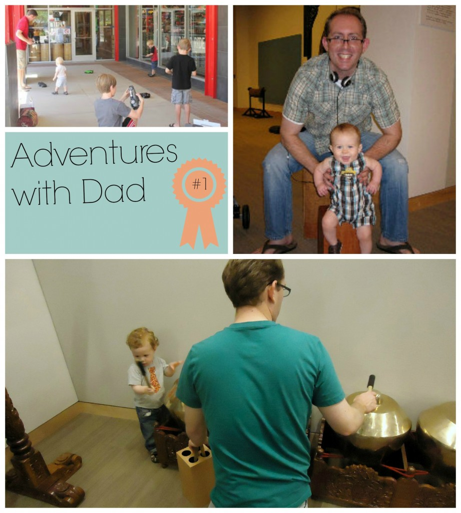 Enjoy local adventures with dad on Father's Day