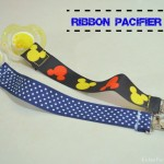 Pacifier Leash & Functional Baby Shower Gift Wrapping