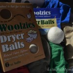 Steps Towards a Toxic Free Home: Woolzies Dryer Balls- Natural Fabric Softener