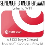 Target Gift Card {giveaway}