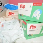 Flip Hybrid Cloth Diaper System {review}