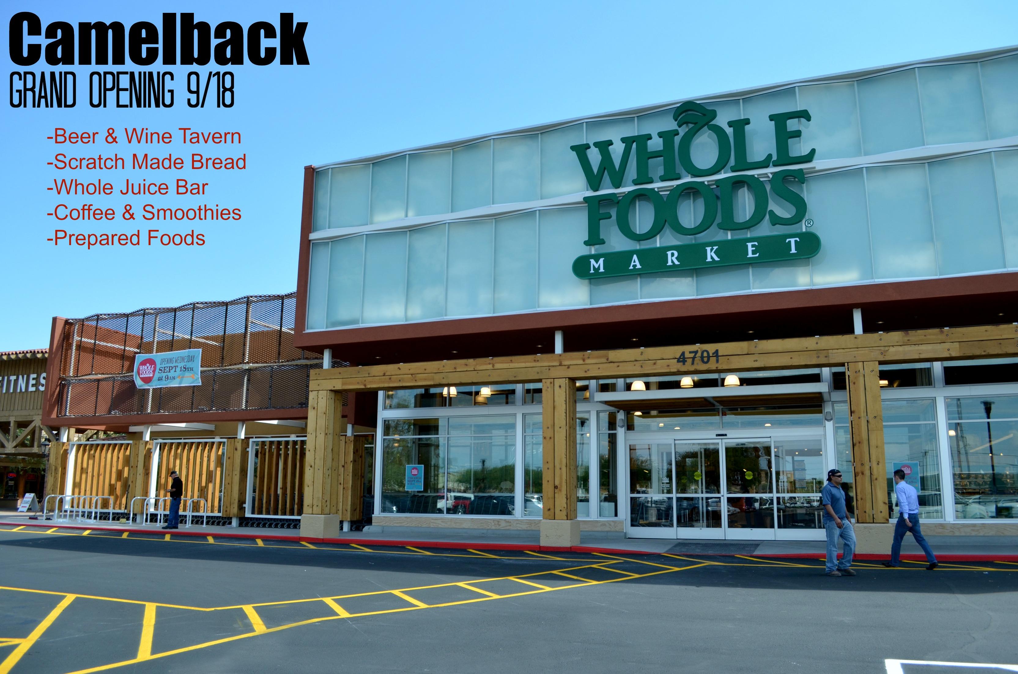 Whole Foods Market Phoenix Az