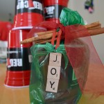 Add a Little Green to Your Holiday with Red Cup Living