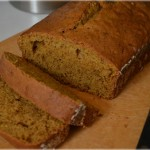 Pumpkin Spice Quick Bread & Holiday Baking Tips