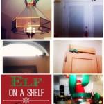 Easy Elf on a Shelf Ideas