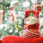 Holiday Traditions with Starbucks