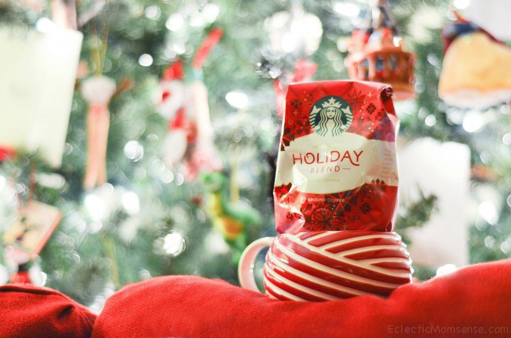 starbucks holiday blend #sponosored