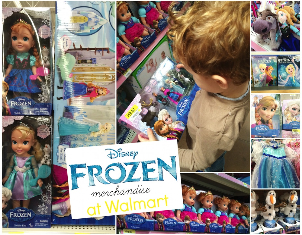 Disney FROZEN merchandise #shop
