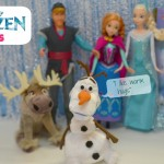 A #FrozenFun Mommy Date with Disney FROZEN & Walmart Toys