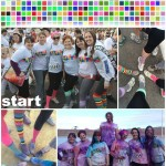 The Happiest 5K on the Planet: The Color Run