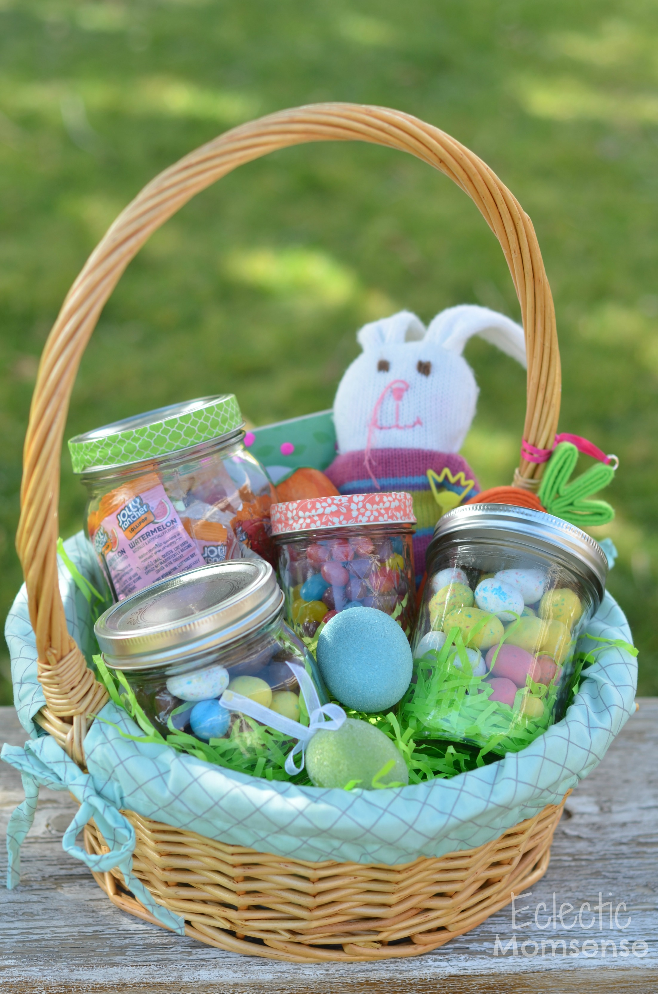 Creative easter mason jar ideas a giveaway eclectic momsense bunnytrail sponsored negle Gallery
