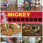 30 Years of Celebrating My #DisneySide: Mickey Inspired Birthday Party