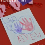 Mess Free Handprint Art