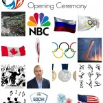 Olympics Opening Ceremony Scavenger Hunt- 2014 Sochi