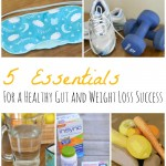 5 Essentials For Digestive System Balance and Weight Loss Success