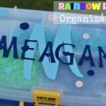 Rainbow Loom Organization