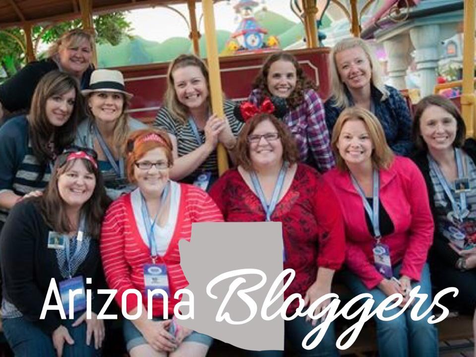 #disneysmmoms, az bloggers, disney social media moms