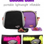 Bubble Bum: The Perfect Travel Booster {giveaway}