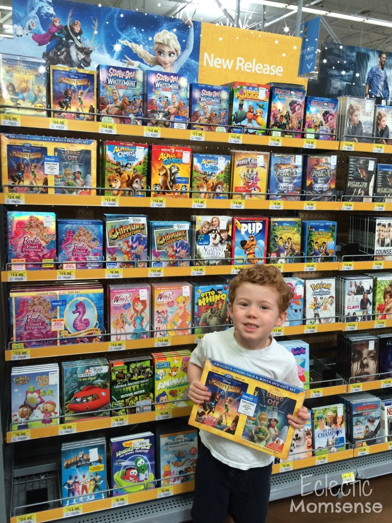 Walmart, The Pirate Fairy, DVD, Blu-Ray, Blue Pixie Dust, Walmart, The Pirate Fairy, DVD, Blu-Ray, Blue Pixie Dust, #cbias