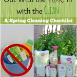 My Healthy Home: A Spring Cleaning Checklist