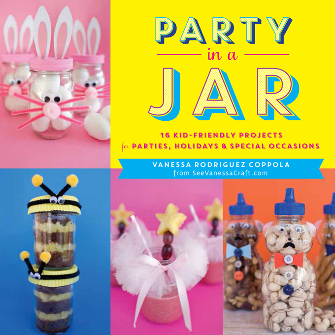 Party In A Jar Kid Friendly Recycled Crafts Eclectic Momsense