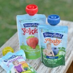 Stonyfield Organic Yogurt Pouches: The Perfect On-the-Go Snack