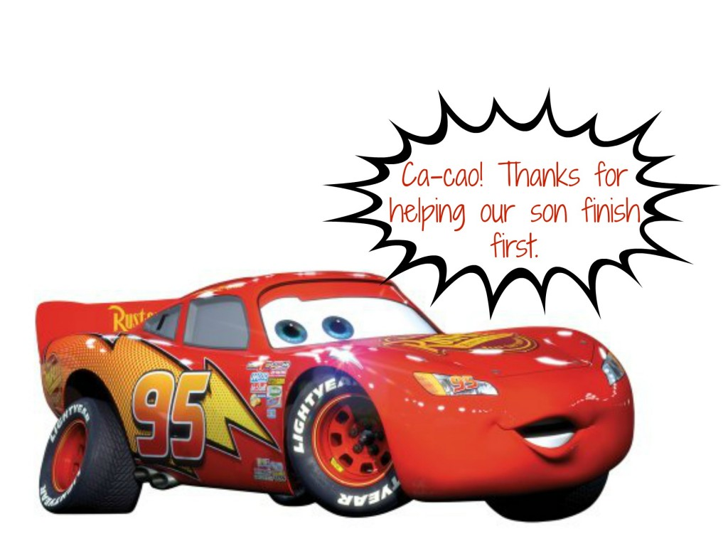 lightening mcqueen teacher appreciation