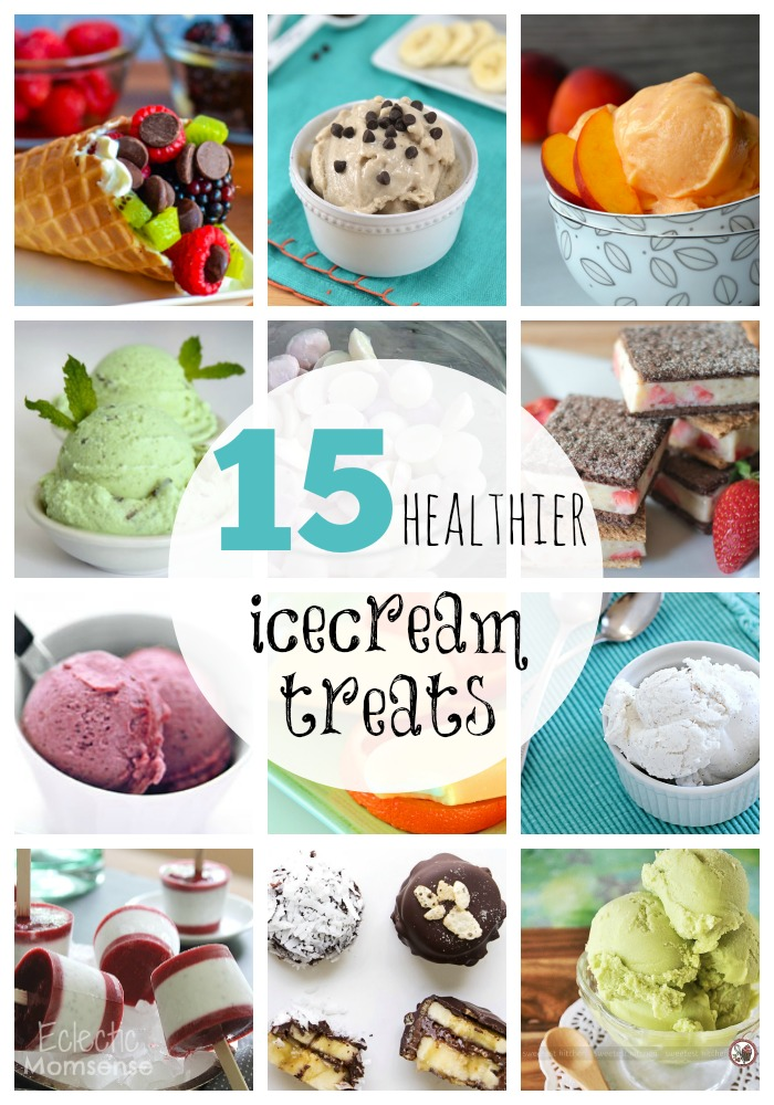 Delicious and nutritious ice cream alternatives. All the flavor without all the sin. #Foodie #FoodieByGlam #icecream
