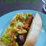 Crispy Bourbon Caesar Sausage Recipe