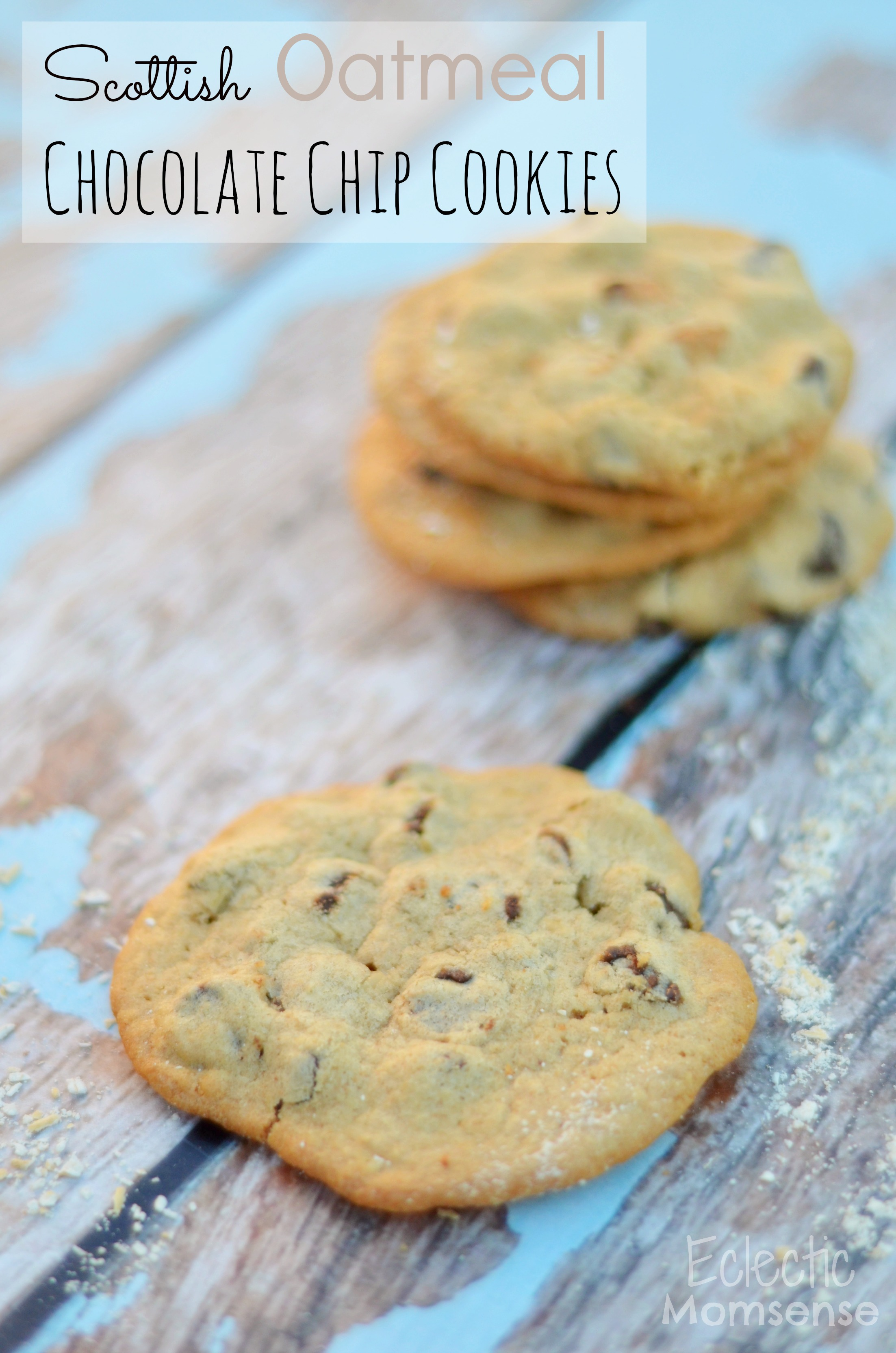 Ultimate Oatmeal Chocolate Chip Cookies - Eclectic Momsense