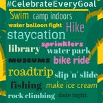 Healthy essentials, summertime, celebrate, Collective Bias, Walgreens, Johnson & Johnson, #cbias, #CelebrateEveryGoal, #CollectiveBias