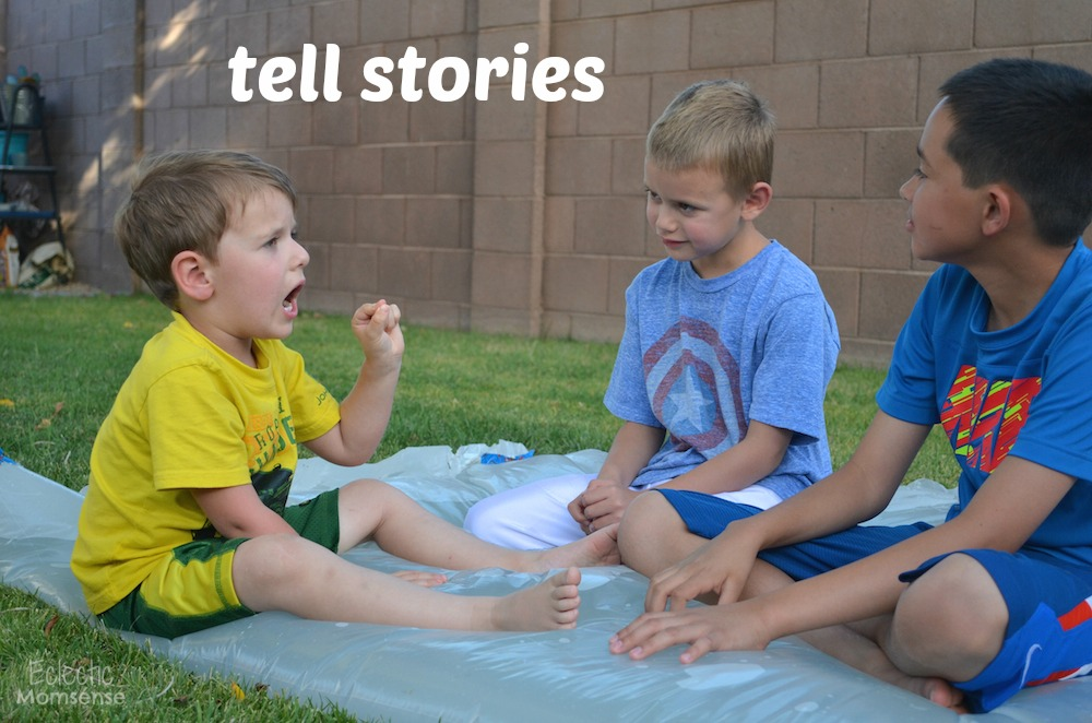 water blob, summer fun, summer activities, water play, preschool enrichment