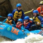 White Water Rafting {giveaway}