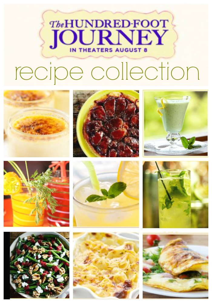 The hundred foot journey recipe collection review eclectic the hundred foot journey recipe collection forumfinder Choice Image