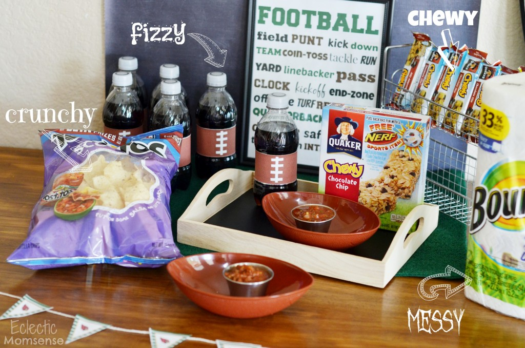 Game Day Supplies #sponsored
