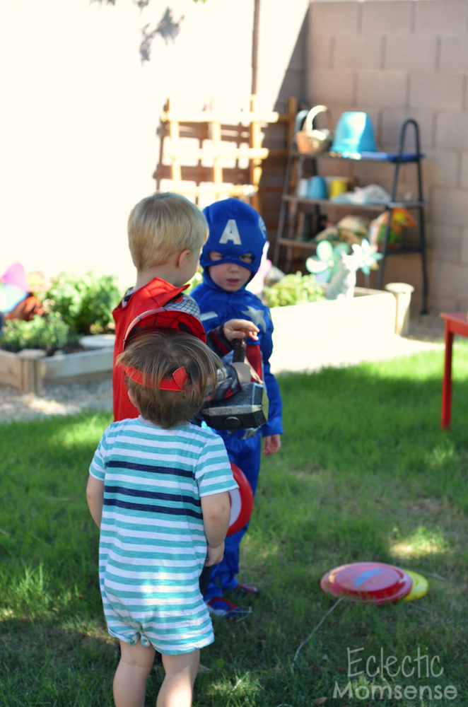 Superheroes, M&M's, Captain America, M&M recipes, #shop, #HeroesEatMMs