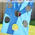 Easy $1 DIY Party Game Toss