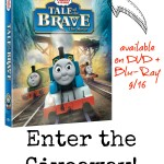 Thomas & Friends Tale of the Brave {giveaway}