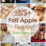 25+ Fabulous Fall Apple Recipes